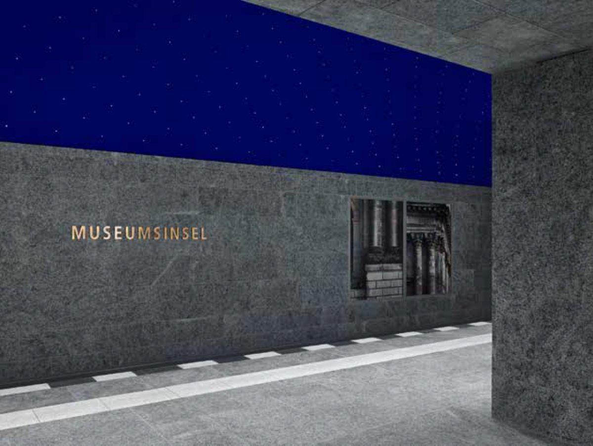 3U Bahn Museuminsel Max Dudler 07