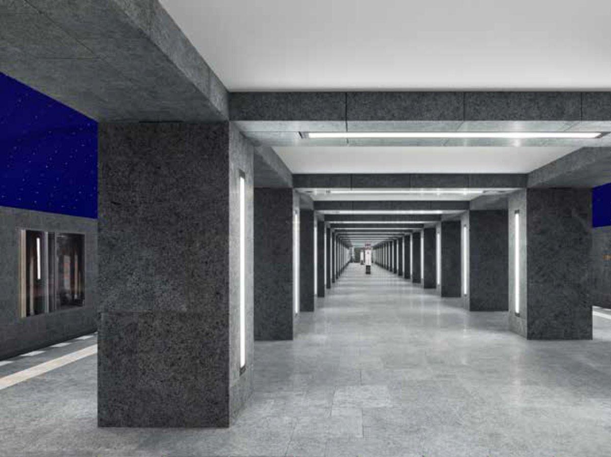 3U Bahn Museuminsel Max Dudler 08