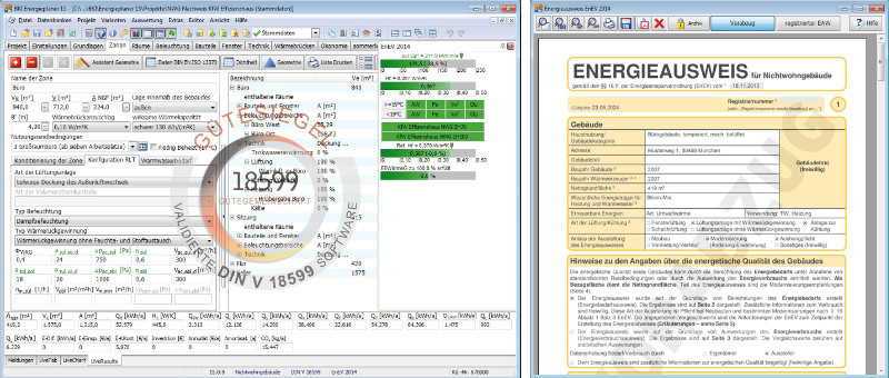 BKI Energieplaner17 Screenshot