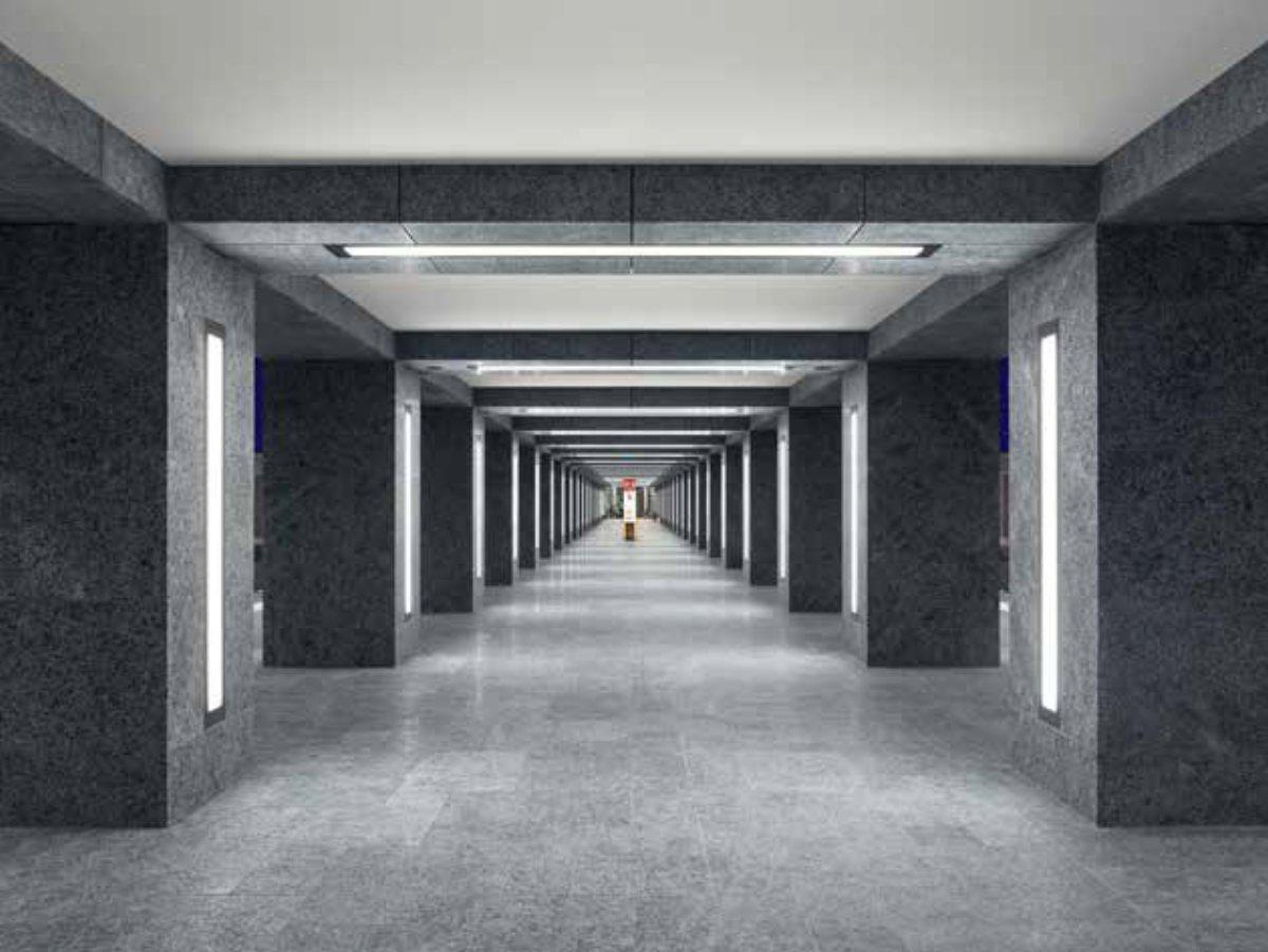 U Bahn Museuminsel Max Dudler 02