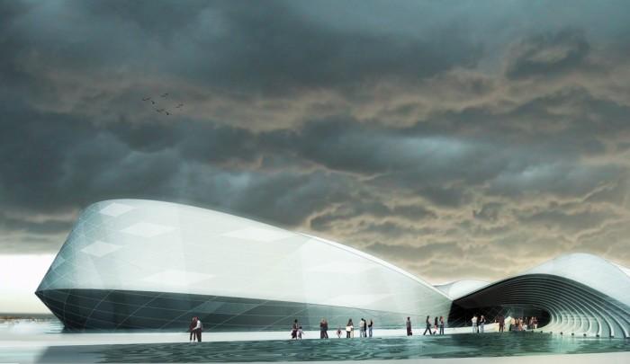 Blaplanet WAF Arkitekturpris