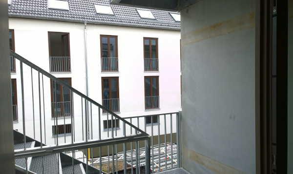 Modularer Wohnungsbau