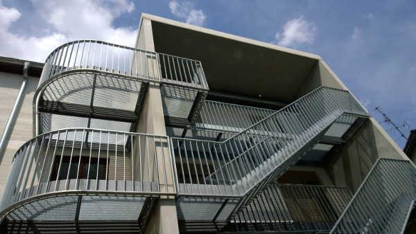 Modularer Wohnungsbau 2